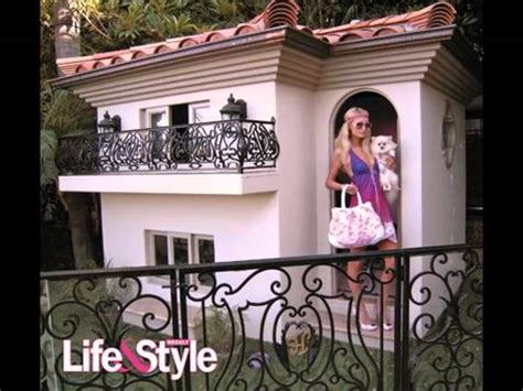 paris hilton dogs house paris hilton s luxury dog mansion youtube