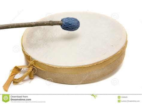 Handmade Drum - handmade drum stock photos image 1043523