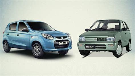 Suzuki Pakistan Pak Suzuki Mehran Vs Maruti Alto 800 Can We Do A Comparison