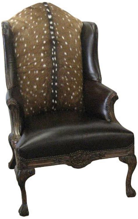Leather Wing Chairs Design Ideas Black Leather Tufted Wingback Chair Chair Design Ideas