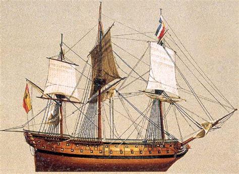 un barco de guerra del siglo xviii el nav 237 o de l 237 nea partes de un nav 237 o la arboladura