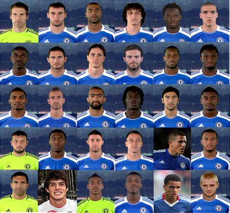chelsea fc squad mojo1372 this wordpress com site is the cat s pajamas