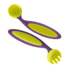 Boon Benders Spoon Fork Thinking Outside The Baby Food Jar