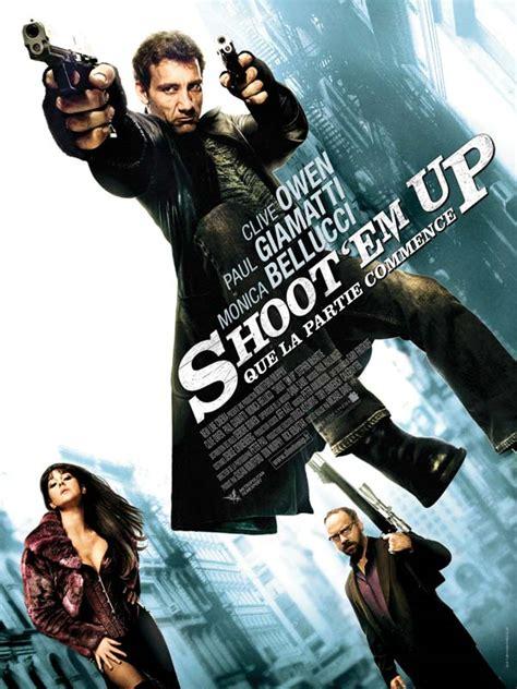 film shoot up em shoot em up review trailer teaser poster dvd blu