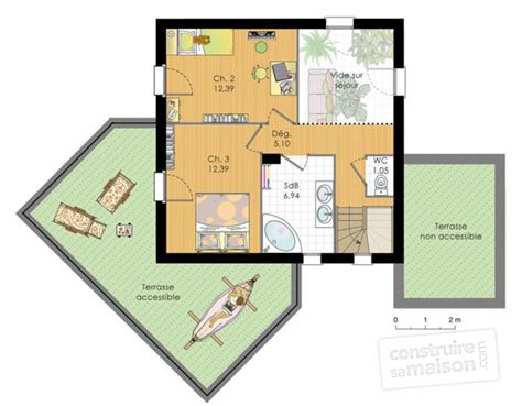 Interieur Maison Simple Et Moderne by Maison Moderne D 233 Du Plan De Maison Moderne Faire