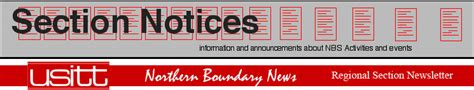 nbs sections nbs section notices