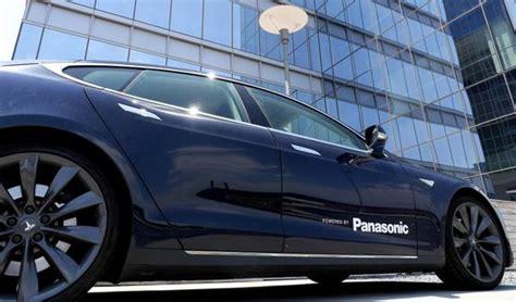 Tesla Partner Did Tesla Partner Panasonic Just Hint At New Model 3