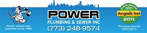 Power Plumbing Chicago by Power Plumbing Sewer Contractor Inc Chicago Il