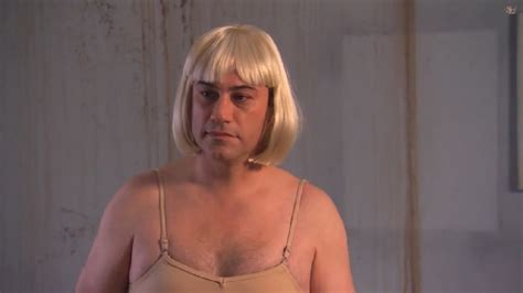 jimmy kimmel attempts sia s chandelier morning