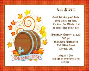 oktoberfest invitation template keg of oktoberfest invitations