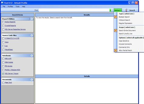 Search Software Find It Ez Is The Source Code Of Software Search Engine