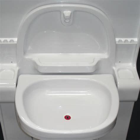 motorhome bathroom modules vt90 bathroom module fold up sink rv bathrooms online