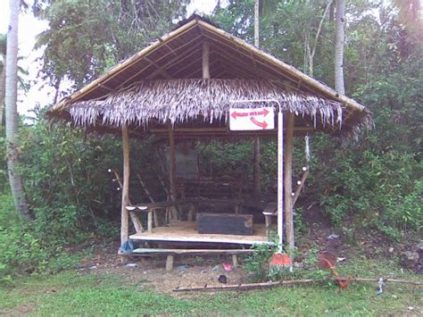 Waiting Shed by Waiting Shed Wooden Pandol