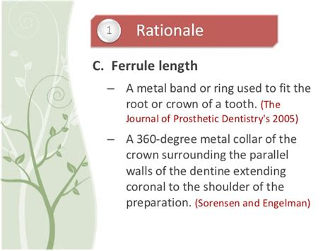 Cd E Book The Journal Of Prosthetic Dentistry contemporary crown lengthening therapy