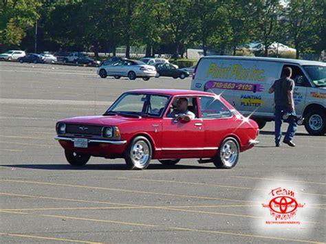 1971 Toyota Corolla Toyxtreme 1971 Toyota Corolla Specs Photos Modification