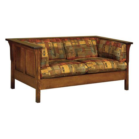 amish sofa amish sofa amish sofas loveseats furniture shipshewana co