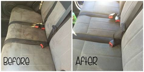home products to clean car interior how to diy car upholstery stain remover