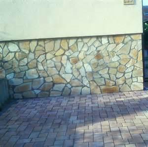 terrasse polygonalplatten verlegen polygonalplatten einfahrt pflastern