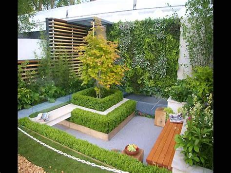 Garden Landscape Ideas For Small Gardens Garden Landscap Garden Design Ideas