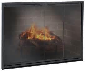 fireplace doors fireplace doors design specialties stiletto custom made