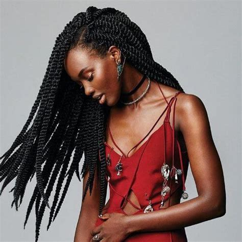 long twist braids pictures 60 cool twist braids hairstyles to try