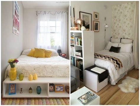 Tiny Home Interior by 95 Quartos De Casal Pequenos E Simples Decorados