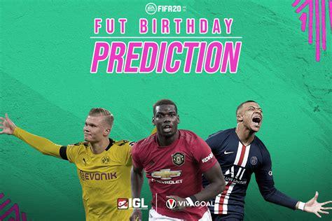 fifa  fut birthday prediction disesaki pemain  kecepatan tinggi