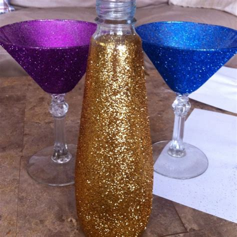 Mod Podge Glitter Vase by 17 Best Images About Everything With Glitter On