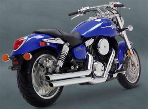 Suzuki Marauder Exhaust Vance Hines Big Staggered Suzuki Marauder 1600 M95