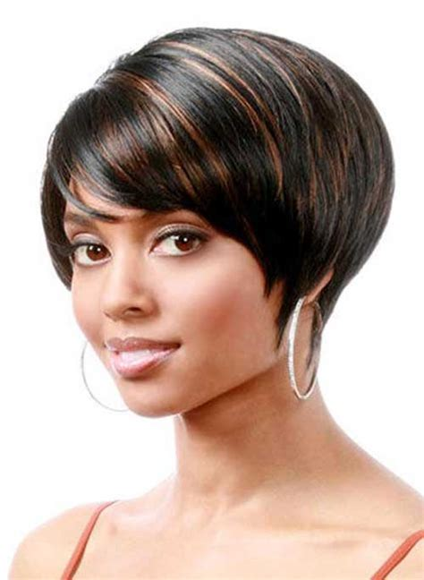 bob hairstyles for black women short hairstyles layered bob weave hairstyles for black women short