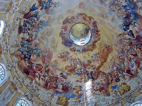 fresco baroque baroque bavaria bavarian baroque ceiling fresco