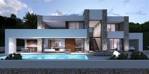 moderne villa moderne villa by lifestyle homes ag moderne spanische