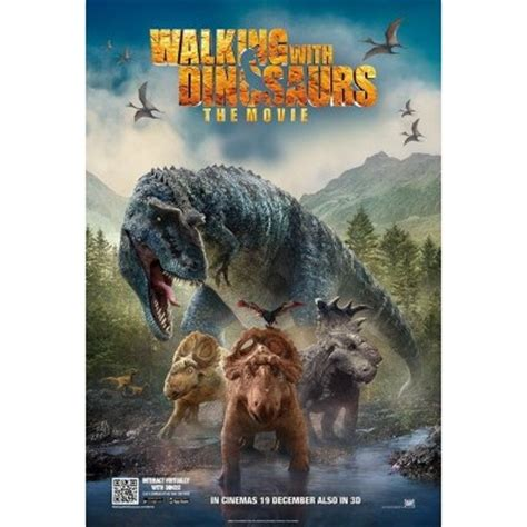 Poster A3 The Dinosaurs Ver 3 walking with dinosaurs 3d poster 11 poster awards gallery