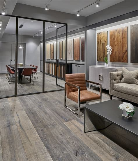 apex wood floors opens new showroom and design center in
