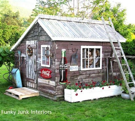 11 sheds to show your handy husband this summer hometalk