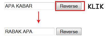 membuat video reverse membuat fungsi reverse dengan javascript