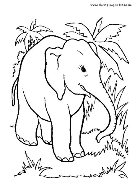 jungle coloring pages for toddlers free coloring pages of jungle animals for