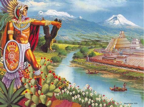 imagenes de paisajes aztecas aqu 237 descansan los restos de cuauht 233 moc el 250 ltimo