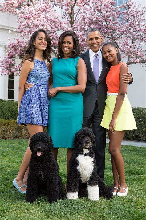 obama s white house unveils new obama family portrait q13 fox news