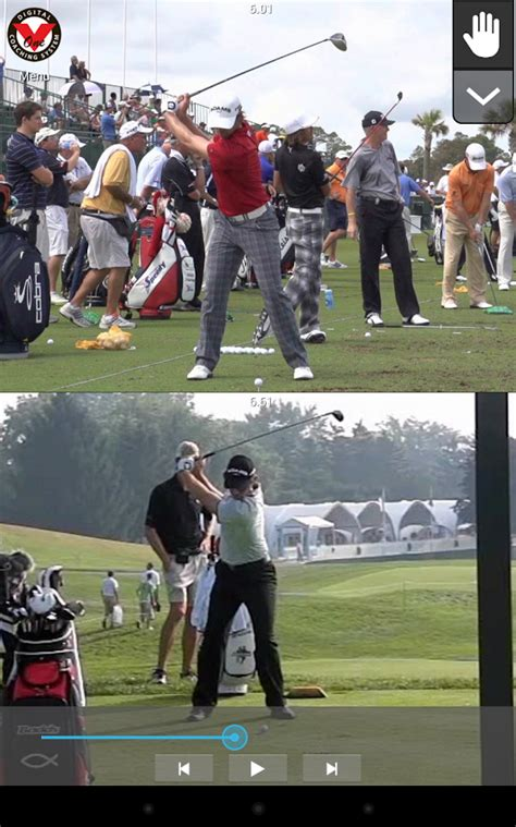 v1 golf swing analysis v1 golf android apps on google play