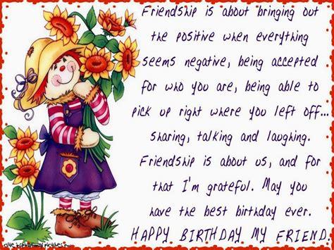 happy friend message imageslist happy birthday friend part 1