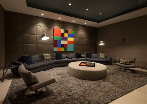 home cinema saba design 08 rug sofa lighting art magnificent modern home on