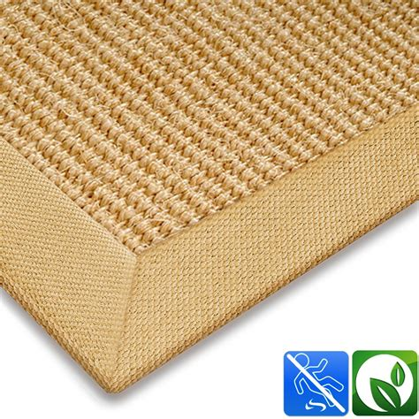 Tapis Nature tapis en sisal sisal naturel 3 tailles nature