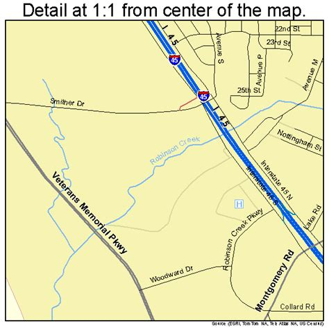 map of huntsville texas huntsville texas map 4835528