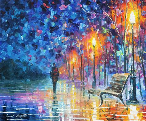 art 5 176 constituci 211 abandoned by winter painting by leonid afremov