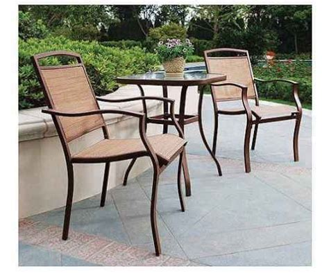stylish  piece patio furniture set   bucks