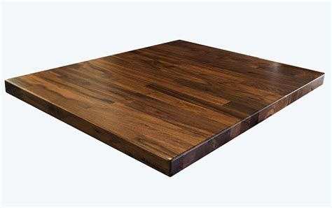 black walnut table top solid black american walnut table tops restauranttabletops