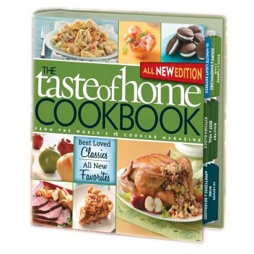 New Taste Of Home Cookbook | new taste of home cookbook 14 99 shipped my frugal