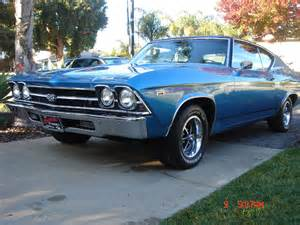 1969 Chevrolet Chevelle For Sale Moved