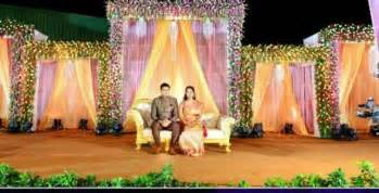 Garden Accessories In Hyderabad by Flower Decorators Wedding And Marriage Reception Sangeet